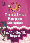Foodfest in Kerpen